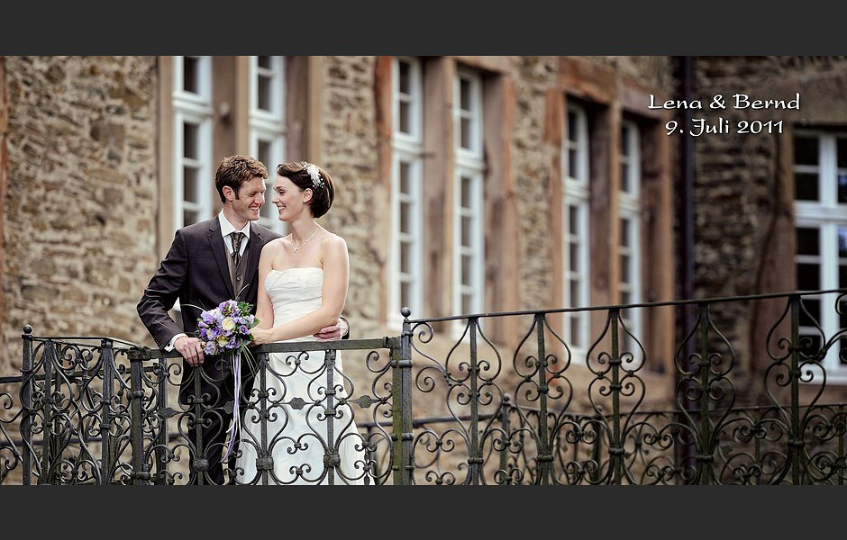 Hochzeit Burg Schnellenberg Mit Lena Bernd Aschoffotografie
