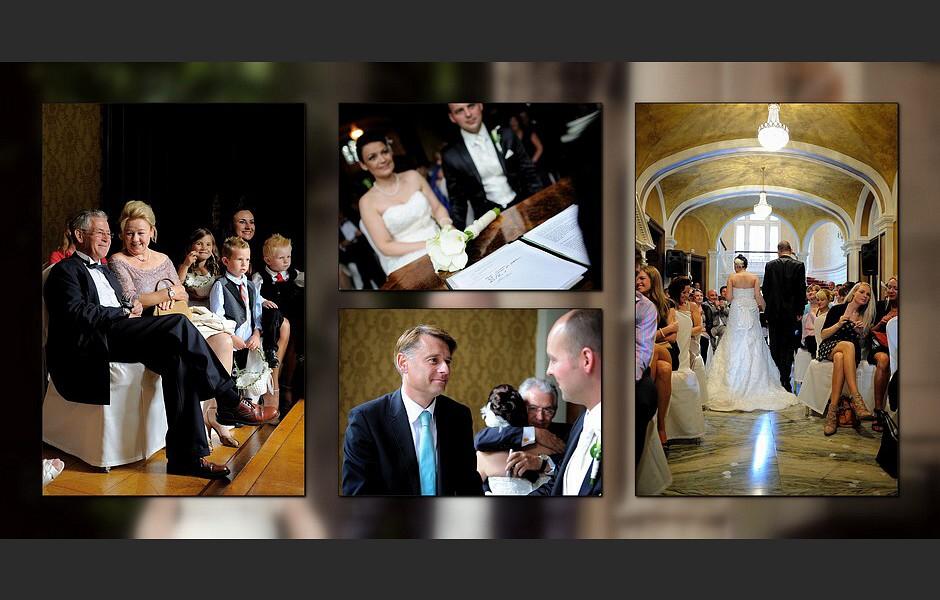 Hochzeitsfeier Auf Schloss Norvenich